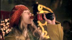 Coca Cola Weihnachtswerbung 2009 Mach Dir freude auf