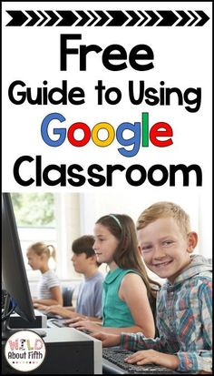 Are you new to using Google Classroom or online distance learning? If so, this guidebook is for you. I've been using Google Classroom for the past few years and I have all kinds of notes, tips… More