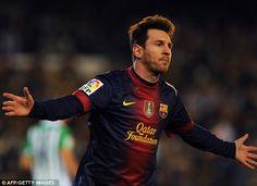 Record-breaker Messi defines Barca's golden era