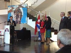 Dia da Cultura de Cuba no ISCAC