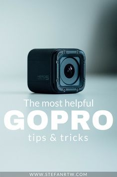 Using a GoPro for your photography and video needs? Then you're going to want to take a look at this is super helpful post on the best GoPro tips that you can use to improve your photos and videos to make them better for your audience and viewers. Read more to find out how to make the most of your GoPro camera with all of these helpful GoPro photography tips! #gopro #photography