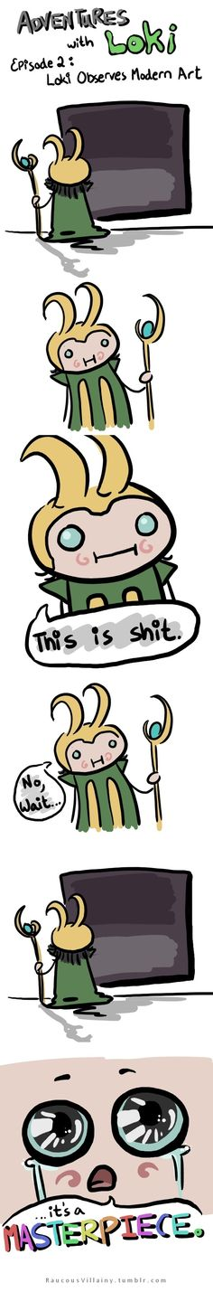 Adventures with Loki 2--- sorry a bout the language, but these are just too funny