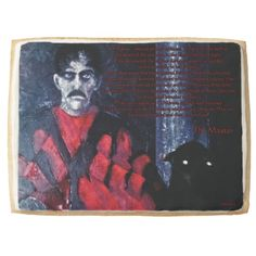 The Masterpiece with Prayer Make your Manos movie night party a hit with this jumbo cookie featuring The Master in his own painting and printed prayer. #Manos #TheMaster #prayer
