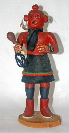"""Hopi Kachinas are representative of the """"Star People"""" who came to earth a long time ago and taught the Hopi many secrets about life."""