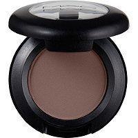 MAC - Eyeshadow in Color:Brun (muted blackish-brown - satin) #ultabeauty