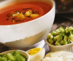 Gazpacho: Aprende a preparar pasa a paso esta receta veraniega