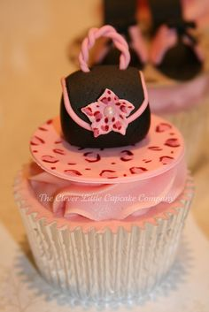 Shoes and Handbags Cupcakes by The Clever Little Cupcake Company (Amanda), via Flickr