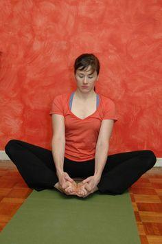 Sitting Yoga Exercises - http://www.yogadivinity.com/sitting-yoga-exercises