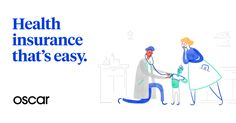 A better health insurance experience. Need coverage? Sign up online or talk to a guide at 855-OSCAR-88.