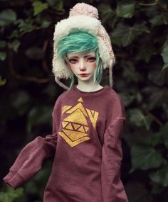 Another of my favourite photos of Flea  #doll #bjd #balljointeddoll #zaoll #luv