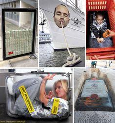 Guerrilla to Genius: 300  Creative Advertising Campaigns
