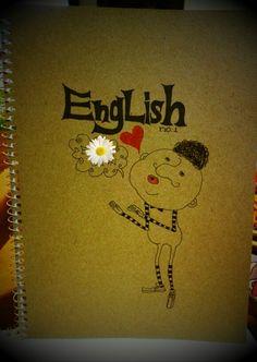 えいごのノート。