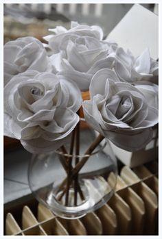fleurs tissus
