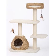 "PetPals 42"" Cat Tree"