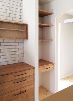 オーダー家具食器棚 もっと見る