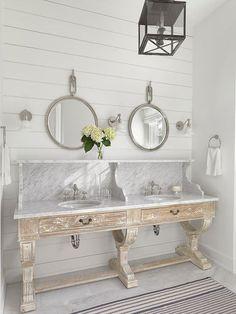 bathroom ideas - get the look