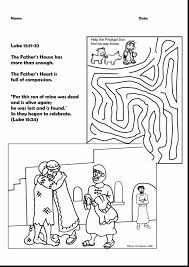 Image result for prodigal son coloring page
