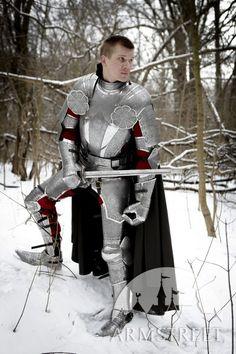 Mittelalter Rüstungsset Paladin