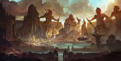 Flavio Bolla - The old colosseum