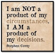 A Decision I Made - Me to the power of We | positive thinking | mindset | gratitude | focused group energy