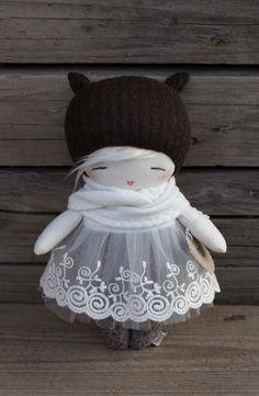 #fabric-doll