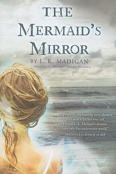 The Mermaid's Mirror, am I on a Mermaid theme maybe but I love these books!!!! Cannot wait to read this and added to my goodreads