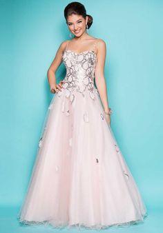 Blush 5217 at Prom Dress Shop