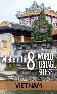 There are 8 World Heritage Sites in Vietnam and each of them has its own story. If you're curious to know what Vietnam's World Heritage Sites are and whether they're worth visiting, I've put together this guide for you.
