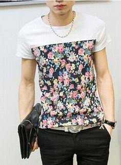 #TEE #TSHIRT T Shirt Vest, Mens Tee Shirts, T Shirts For Women, Fashion Moda, Mens Fashion, Fashion Outfits, Style Fashion, Surf Wear, Cheap T Shirts