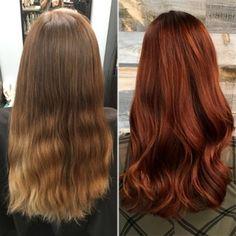 Hair Color Auburn, Hair Color Dark, Deep Auburn Hair, Medium Auburn Hair, Red Hair Formulas, Red Hair Inspo, Hair Shadow, Natural Red Hair, Copper Red Hair