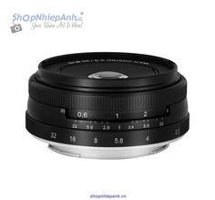 -Lens Meike28mm F2.8có vòng khẩu tròn với hệ thống 9 lá khẩu siêu…