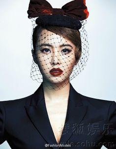 Taiwanese singer Jolin Tsai  http://www.chinaentertainmentnews.com/2015/11/jolin-tsai-covers-elle-magazine.html