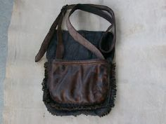 Bob Browder Hunting Pouch - BACK