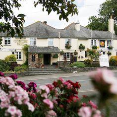 Jubilee Inn, Pelynt, Pelynt, Looe, Cornwall. England. UK. Pub. Inn. Travel. Stay. Dine. Pet Friendly.