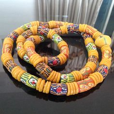 This Krobo Beads just blew the minds of our curators!  Check it out here! http://www.okapitrade.com/products/krobo-beads-13?utm_campaign=social_autopilot&utm_source=pin&utm_medium=pin