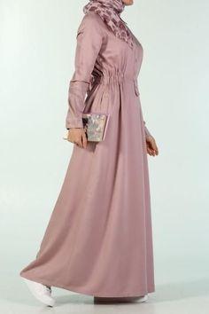 Hydrangea - Point Collar - Dress