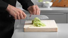 Brug af knive | kniv viden | MIYABI Sashimi, Ethnic Recipes, Food, Knifes, Cooking, Meal, Essen, Hoods, Meals