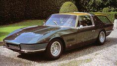 """Encha que é impressionante: O GT Vignale Ruptura de rodagem Ferrari 330 (1968) Pessoalmente, eu não me importo se você começar a gritar para mim """"Mas o Sr. Válvulas, essas linhas não têm nenhum fluxo coerente e a coisa toda parece que dois carros bateu juntos!  Você é estúpido e ..."""