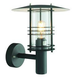 Lampa ścienno sufitowa Stockholm 280.Gwarancja 15lat Norweski producent lamp zewnętrznych Norlys gwarantuje wysoką jakość produktu przez 15 lat.Szeroka gama lamp stalowych cynkowanych ogniowo to zupełnie nowe podejście do dekoracyjnego oświetlenia zewnętrznego. Użycie roztopionego cynku nadaje stali, poza wyjątkową odpornością na uszkodzenia, zadrapania i obicia, znakomitych własności antykorozyjnych. $77