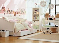 modern bedroom for young woman 4 Bedroom Ideas for Young Women