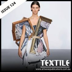 Incredible works! We have a 5 page article on the talented duo Viktor&Rolf <3