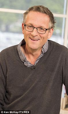 Dr Michael Mosley says that exercise as a weight-loss technique is a myth