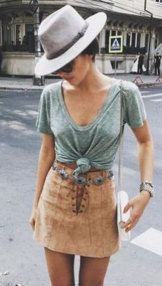 Summer Outfit Gypsy Girl