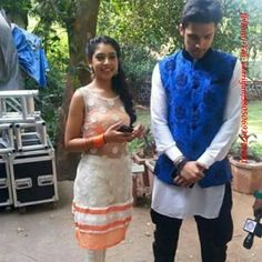 with co star niti