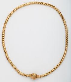 1stdibs | Yelow Gold Chain