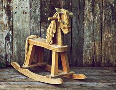 Old Wood Rocking Horse On Wood. Stock Image - Image of wooden, texture: 20661383 Hobbies For Girls, Cheap Hobbies, Toys For Girls, Hobbies And Crafts, Rocking Horse Plans, Wood Rocking Horse, Woodworking Toys, Woodworking Projects, Wood Projects