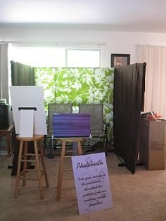 another diy photo booth