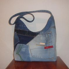 Джинсовая сумка next ручная работа Next за 215 грн.