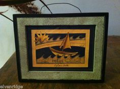 Relax - You're Sailing ... click through photo to purchase.
