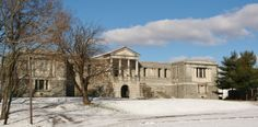 Greenlawn Abbey, Columbus Ohio.  Mausoleum where the Sells Circus Family is located.  Other notable people are in there!